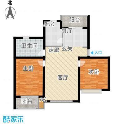 众众德尚世嘉104.92㎡上海面积10492m户型