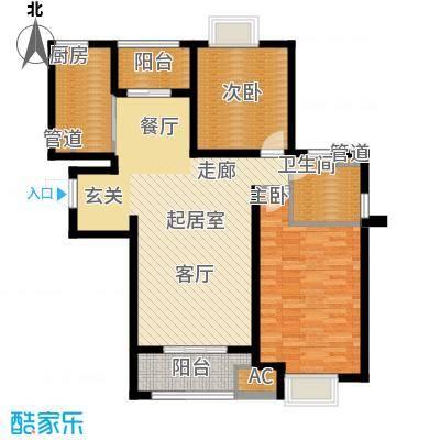 华通花园200.00㎡1面积20000m户型