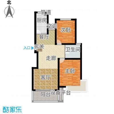 三香新村50.00㎡1面积5000m户型