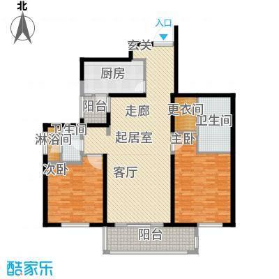 长江路九号133.00㎡2面积13300m户型