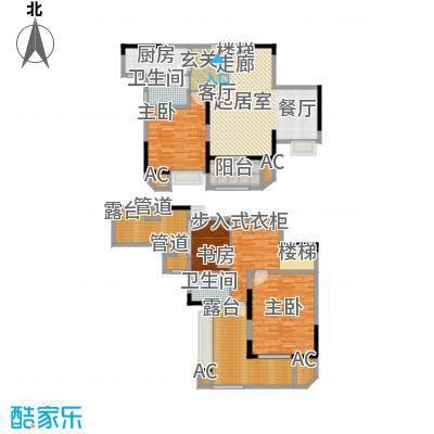 苏宁睿城81.12㎡一期2号楼18层C面积8112m户型