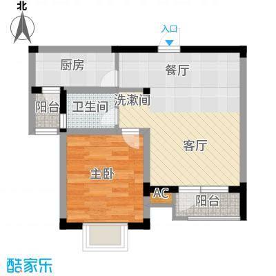 吴淞新村46.00㎡1面积4600m户型