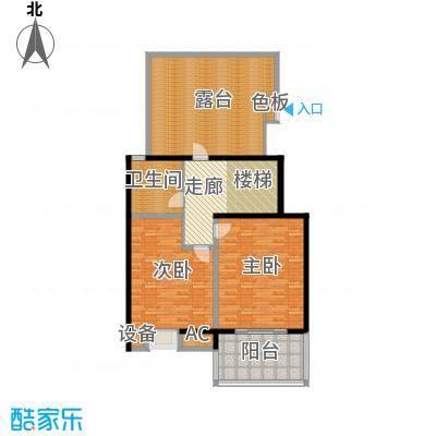 清香雅苑142.47㎡7号楼6层A21套型户型