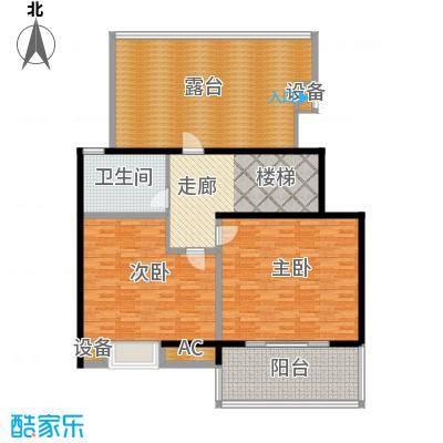 清香雅苑146.52㎡A11套型户型