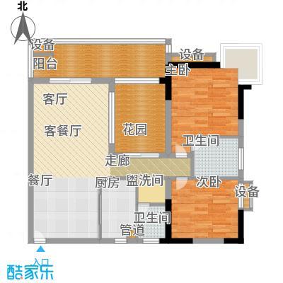 新东福花园180.00㎡面积18000m户型