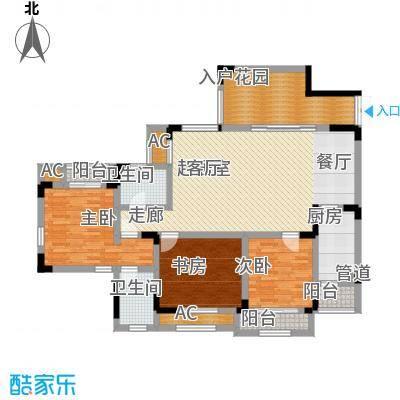 隆鑫花漾湖98.00㎡G型面积9800m户型