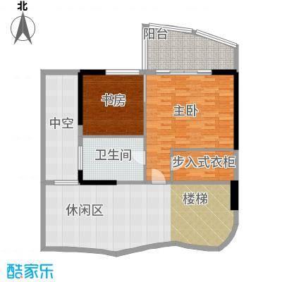 海棠晓月怡景天域256.00㎡B1面积25600m户型