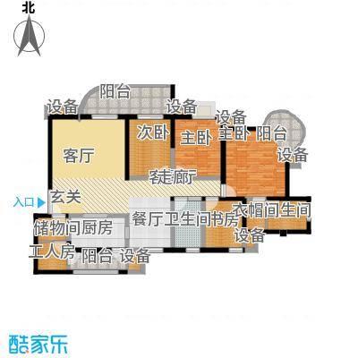 帝景名苑157.81㎡面积15781m户型