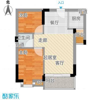 九杨新村42.00㎡面积4200m户型