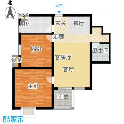 东海福苑1户型