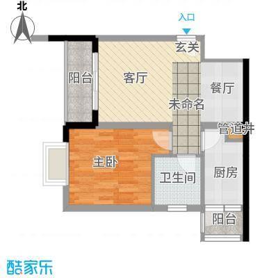 青青雅舍C31户型