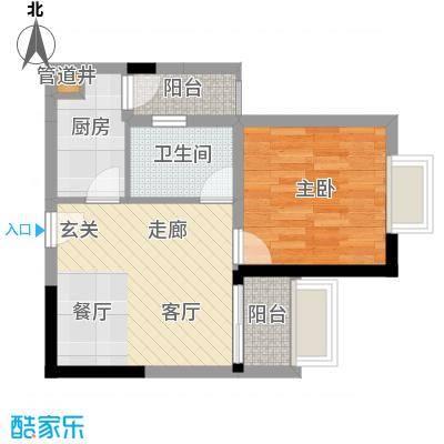 青青雅舍B71户型