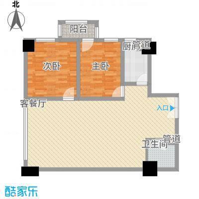 华丽家族113.40㎡7/8号面积11340m户型