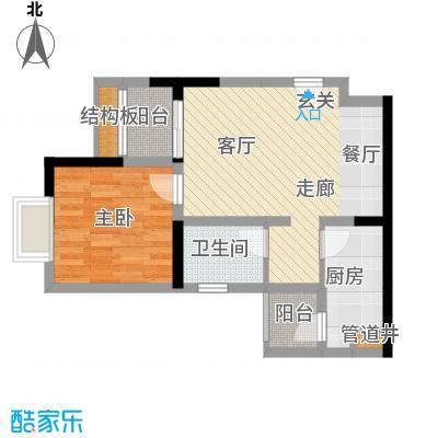 青青雅舍D41户型