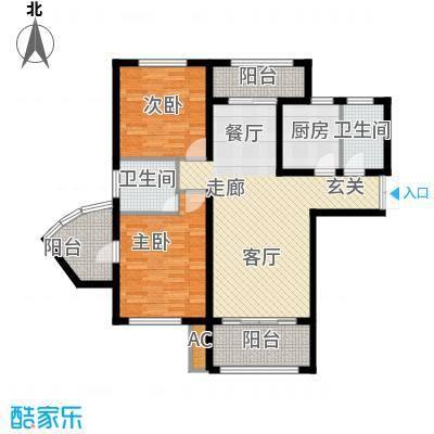 金和苑146.00㎡面积14600m户型