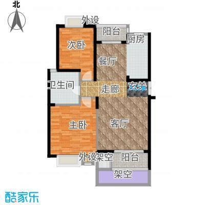 钢铁设计院宿舍楼60.00㎡面积6000m户型