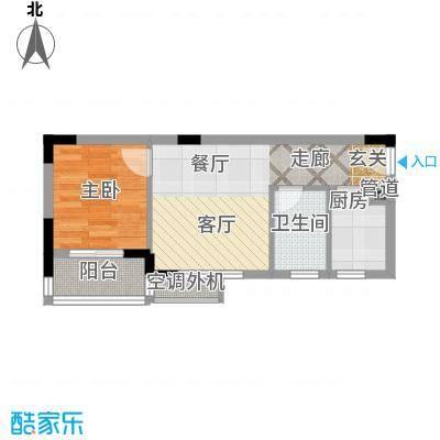 沛鑫四季香山3-7(C)户型