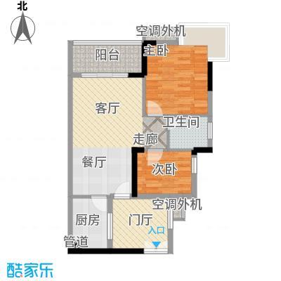 沛鑫四季香山3-2(A)户型