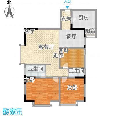 轻轨综合楼113.00㎡面积11300m户型