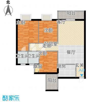 龙井湾住宅小区户型