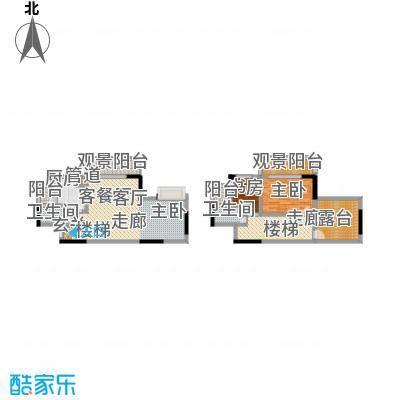 枫丹树语城95.89㎡三期(售罄)2面积9589m户型