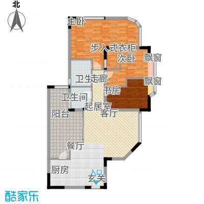 西亚怡顺佳苑111.67㎡面积11167m户型