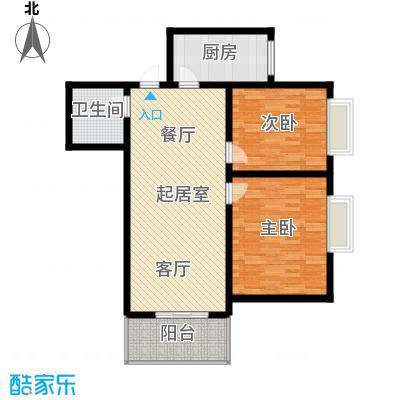 银泰新苑112.00㎡面积11200m户型