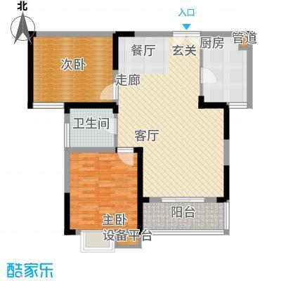 怡锦苑户型