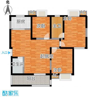 贝迪龙庭2户型