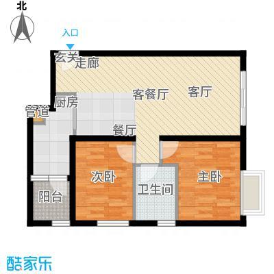 重庆喜来登国际中心67.00㎡面积6700m户型