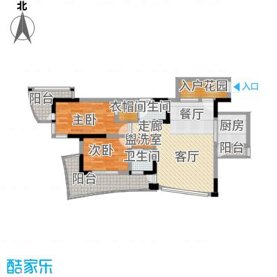 大竹林商业中心2户型