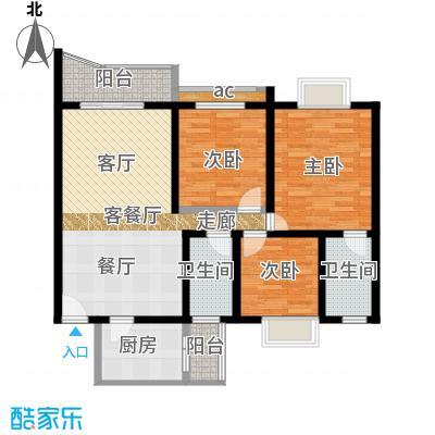 瑞丰花苑181.00㎡面积18100m户型