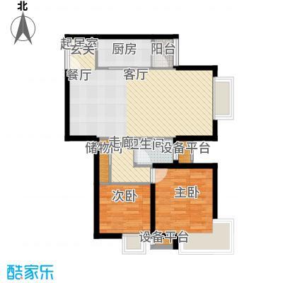 青青佳苑100.00㎡面积10000m户型