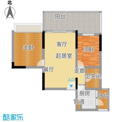 佳禾钰茂香港城7户型