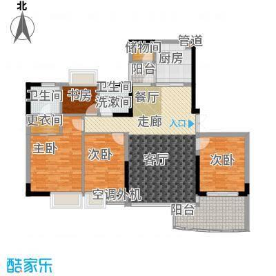阳光汇3.40㎡四号楼34号房面积11316m户型