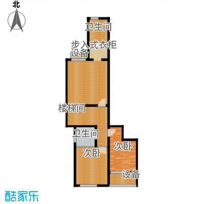 龙湖悠山庭院144.00㎡E1-43面积14400m户型