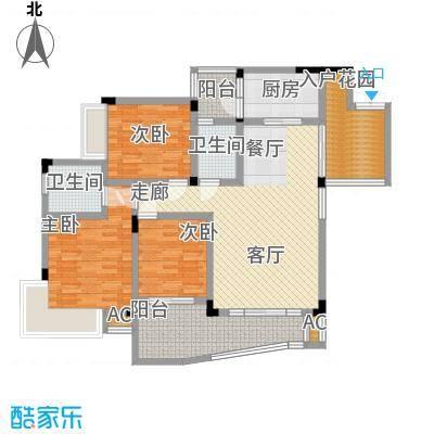 金香林101.00㎡9/10号楼标准层3面积10100m户型