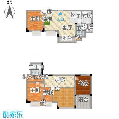 金香林129.00㎡3/4号楼8层3号房面积12900m户型