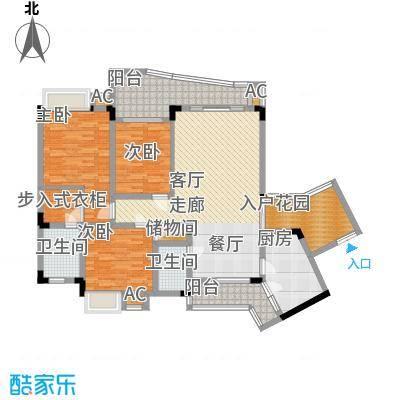 金香林110.00㎡89号楼标准层面积11000m户型