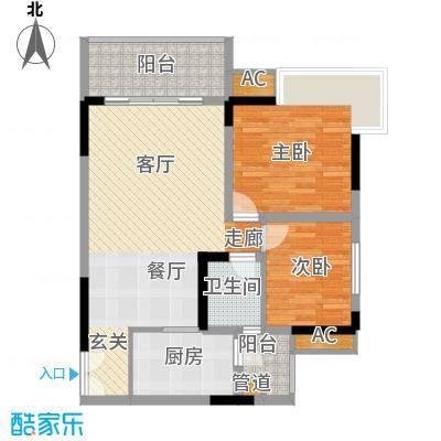 欧鹏K城15户型