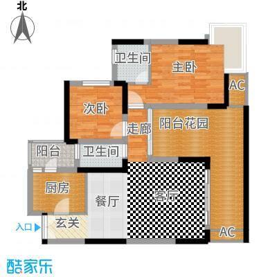 欧鹏K城24户型