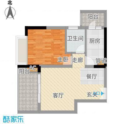 欧鹏K城26户型