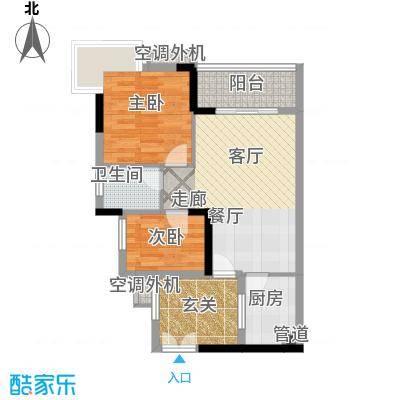 沛鑫四季香山3-1(A)户型