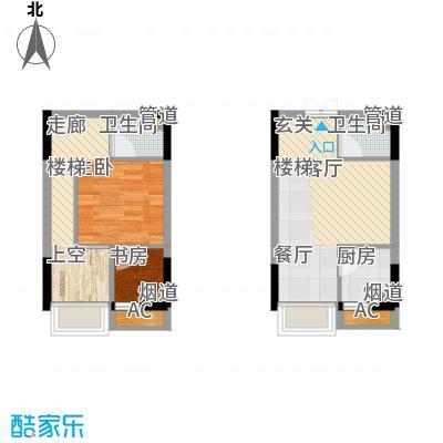 顺祥壹街区45.92㎡A3-12已售罄面积4592m户型