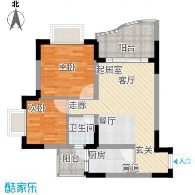 华宇林泉雅舍二期13户型