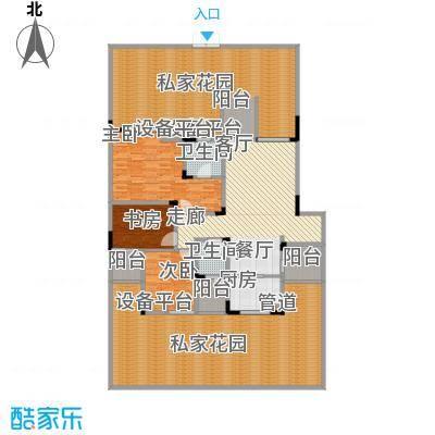 聚义香城故事102.07㎡一期标准层面积10207m户型