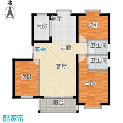 大竹林商业中心92.00㎡面积9200m户型