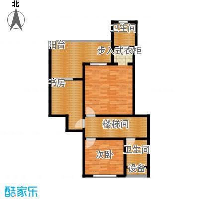 龙湖悠山庭院132.00㎡E1-33面积13200m户型