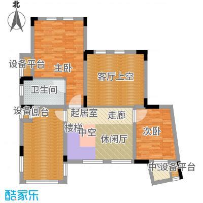 旭辉朗香郡157.00㎡三期42号楼六面积15700m户型