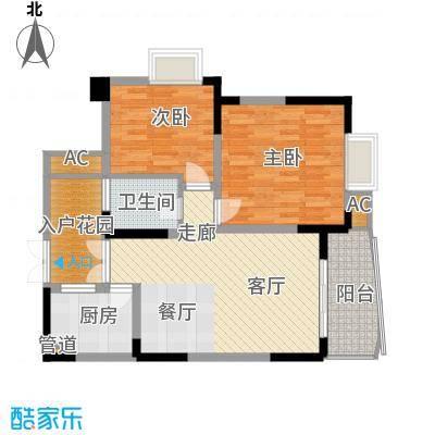 上海城71.31㎡28号楼面积7131m户型